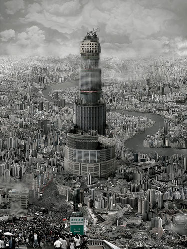 Tower of Babel: Conflict of Laws, ©2010, Du Zhen Jun