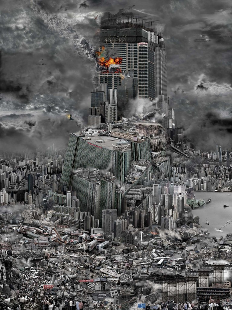 Tower of Babel: The Accident, ©2010 Du Zhen Jun