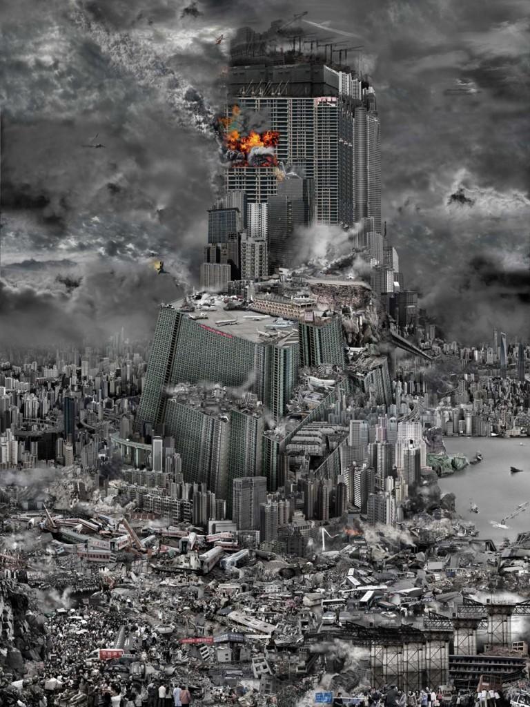 Tower of Babel: The Accident, ©2010 Du Zhen Jun
