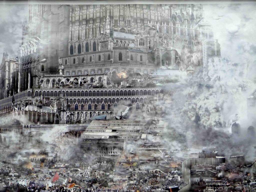 Tower of Babel: Ran, ©2010 Du Zhen Jun